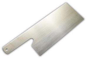 平刃とうふ切り包丁